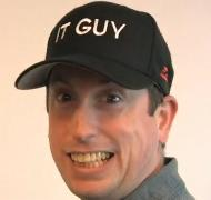 IT Guy Hat